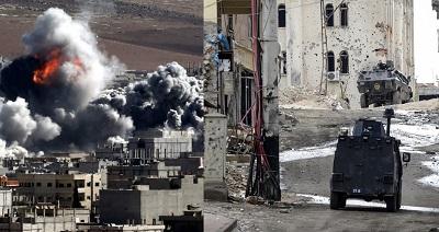 El ataque contra zonas kurdas pone en peligro decenas de miles de vidas.jpg